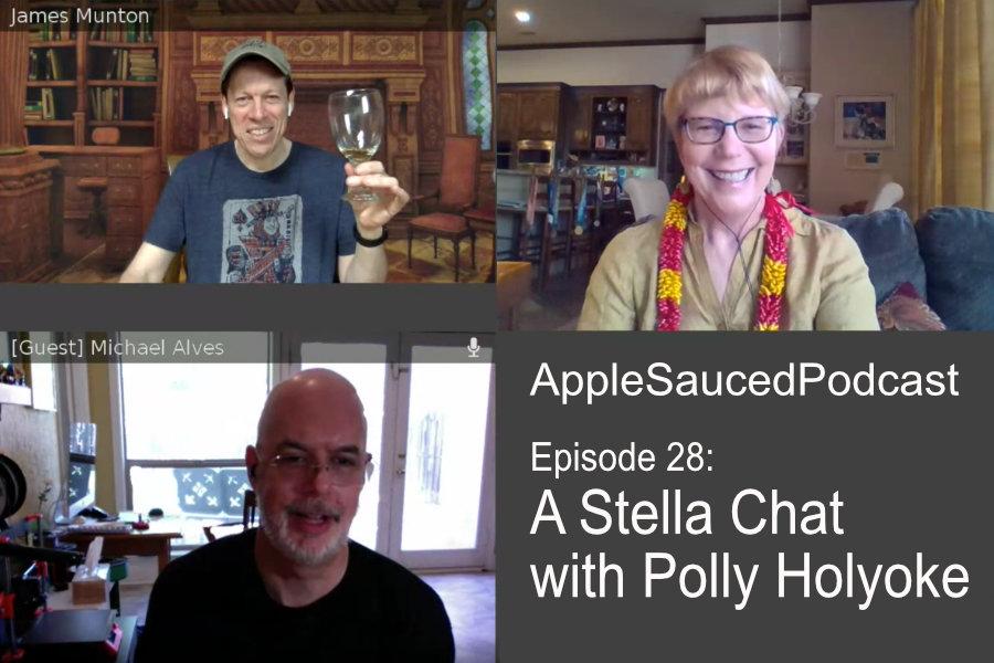 Polly Holyoke Podcast