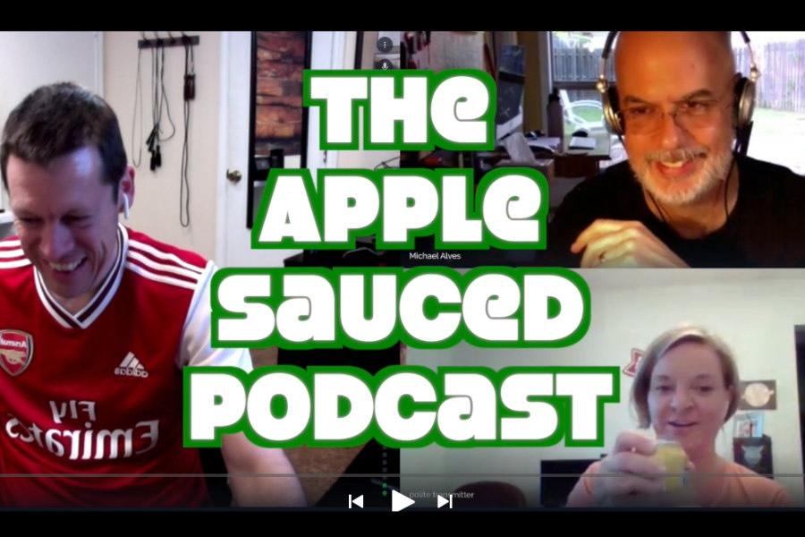 Apple Sauced Episode 30 - Becky Leverett Pfeil